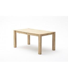 Piękny stół do jadalni zarówno w stylu rustykalnym jak i skandynawskim. Sprawdzi się w salonie w stylu nowoczesnym.