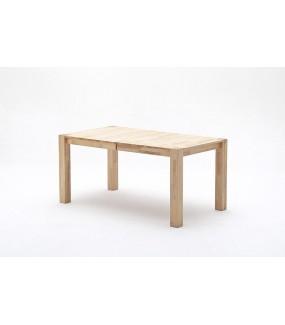 Piękny stół do pokoju zarówno w stylu rustykalnym jak i skandynawskim. Sprawdzi się  w nowoczesnym salonie.