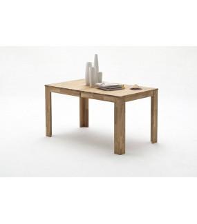 Praktyczny rozkładany stół do jadalni w stylu skandynawskim jak i nowoczesnym. Sprawdzi się w salonie urządzonym w stylu retro.