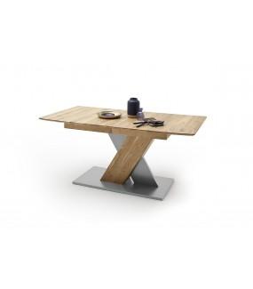 Stół rozkładany CUBA 1 140 cm - 190 cm dąb dziki
