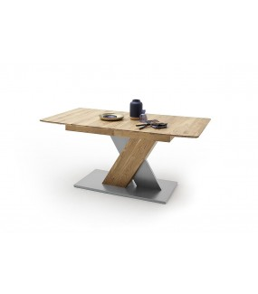 Stół rozkładany CUBA 1 180 cm - 230 cm dąb dziki
