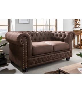Sofa Chesterfield II  w stylu klasycznym do salonu