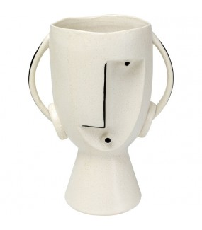 Oryginalny Wazon Face Pot