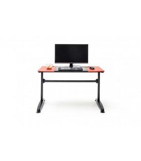 Nowoczesne biurko gamingowe do pokoju.