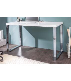 Ekstranowoczesne Biurko White Desk 120 x 60 cm White