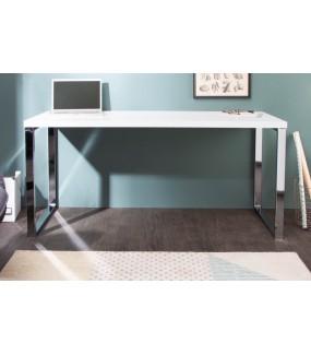 Nowoczesne biurko w wysokim połysku
