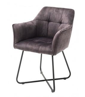 Krzesło tapicerowane PANAMA świetnie będzie się prezentować w klasycznie urządzonym salonie oraz w nowoczesnej jadalni