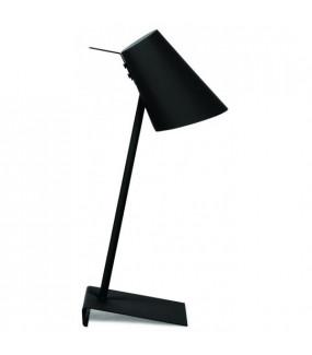 Lampa stołowa  Cardiff czarna