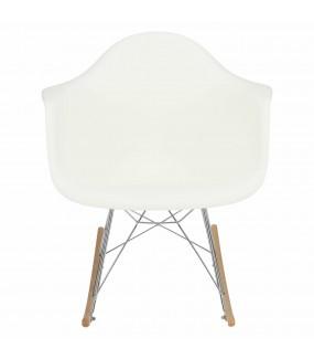 Krzesło idealnie wpisze się w wystrój industrialnej kuchni.
