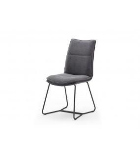 Krzesło HAMPTON S antracytowe podkreśli  elegancki charakter klasycznego salonu czy restauracji.