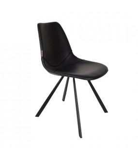Krzesło FRANKY czarne