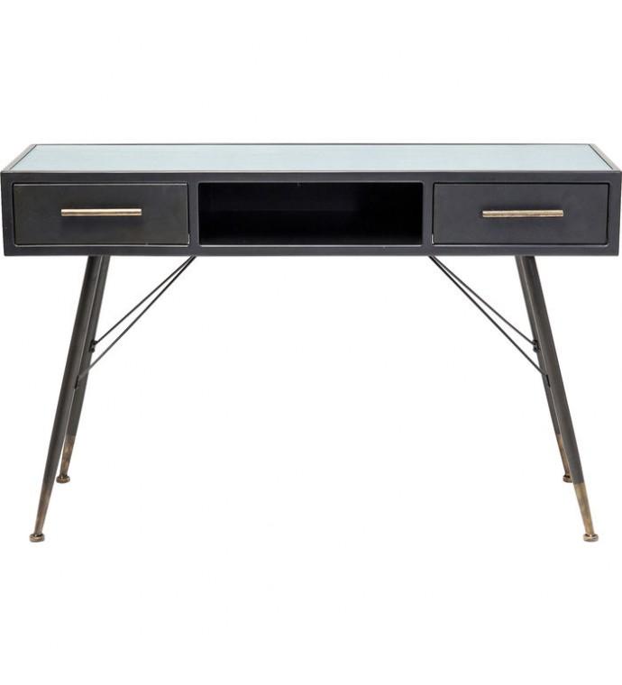 Przepiękna konsola do salonu w stylu industrialnym