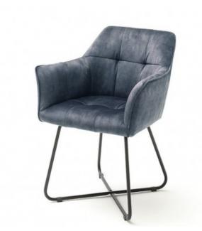Krzesło będzie pięknie prezentowało się zarówno w industrialnej jadalni jak i rustykalnej kuchni, tworząc przytulną atmosferę.