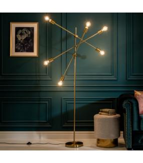 Lampa podłogowa Craft Mystic Variation 163 Cm złota