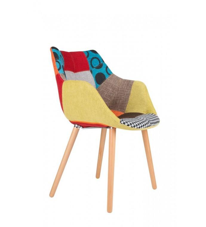 Krzesło Twelve Patchwork