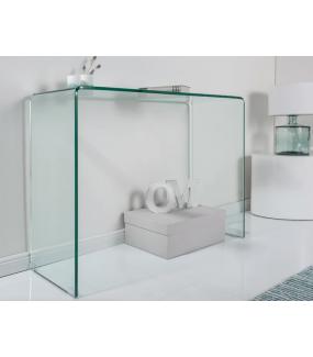 Konsola Fantome 100 cm szklana