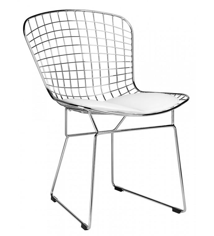 Krzesło NET SOFT z poduszką