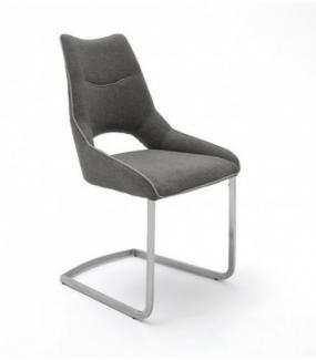 Krzesło ALDRINA szare