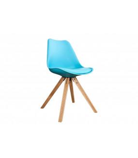 Krzesło  Scandinavia turkus