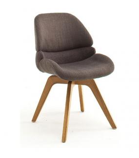Krzesło obrotowe HENDERSON cappuccino