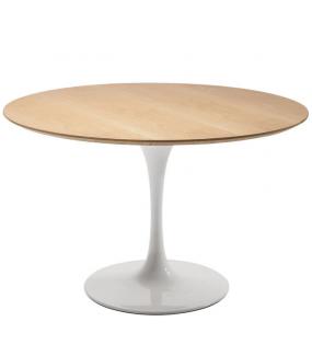 Stół INVITATION SET 120 cm to alternatywne rozwiązanie do jadalni lub niewielkiej kuchni.