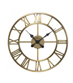 Zegar ROMAN 41 cm to ciekawa propozycja dla osób uwielbiających elegancję jednak, których nie zadowalają oczywiste rozwiązania.