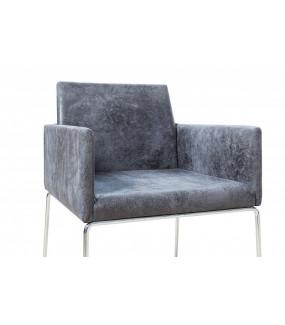 Krzesło Livorno szare