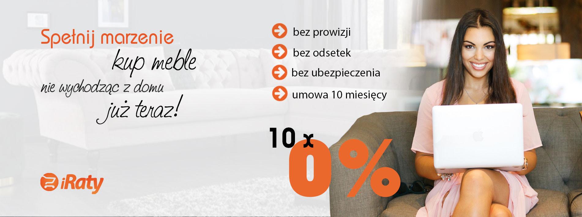Raty 0% w zona-design